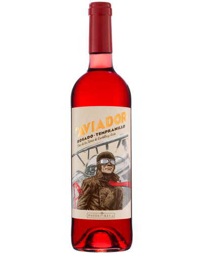 Vinho Rose El Aviador Tempranillo 750ml