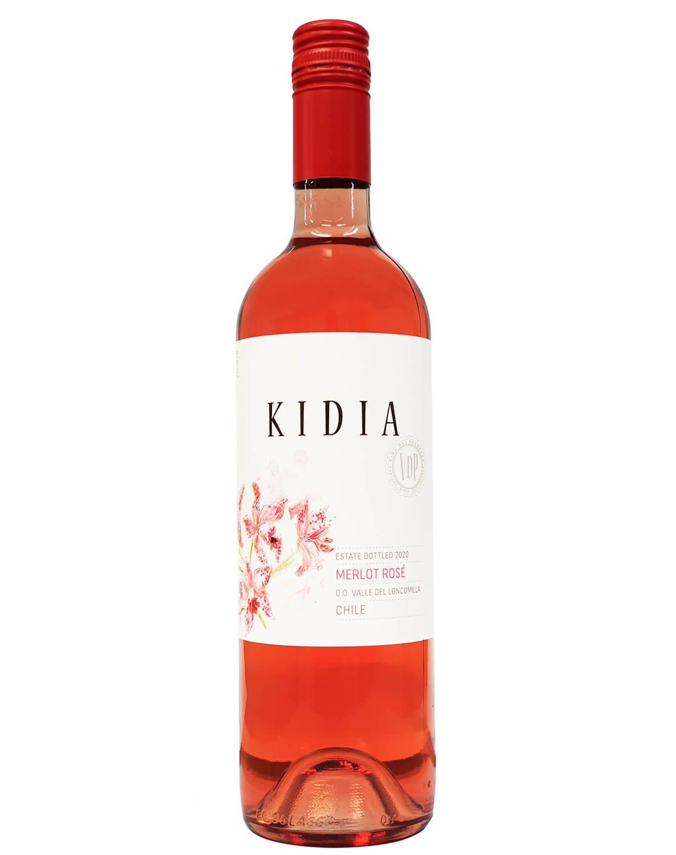 Vinho Rose Kidia Merlot Rose 2020