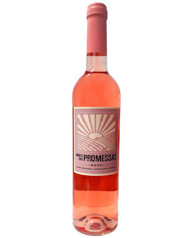 Vinho Rose Monte Das Promessas 2019