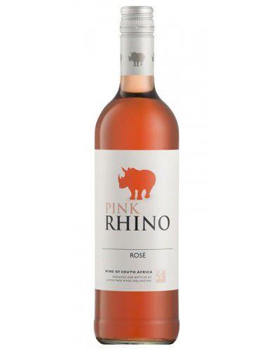 Vinho Rose Pink Rhino Rosé 750ml