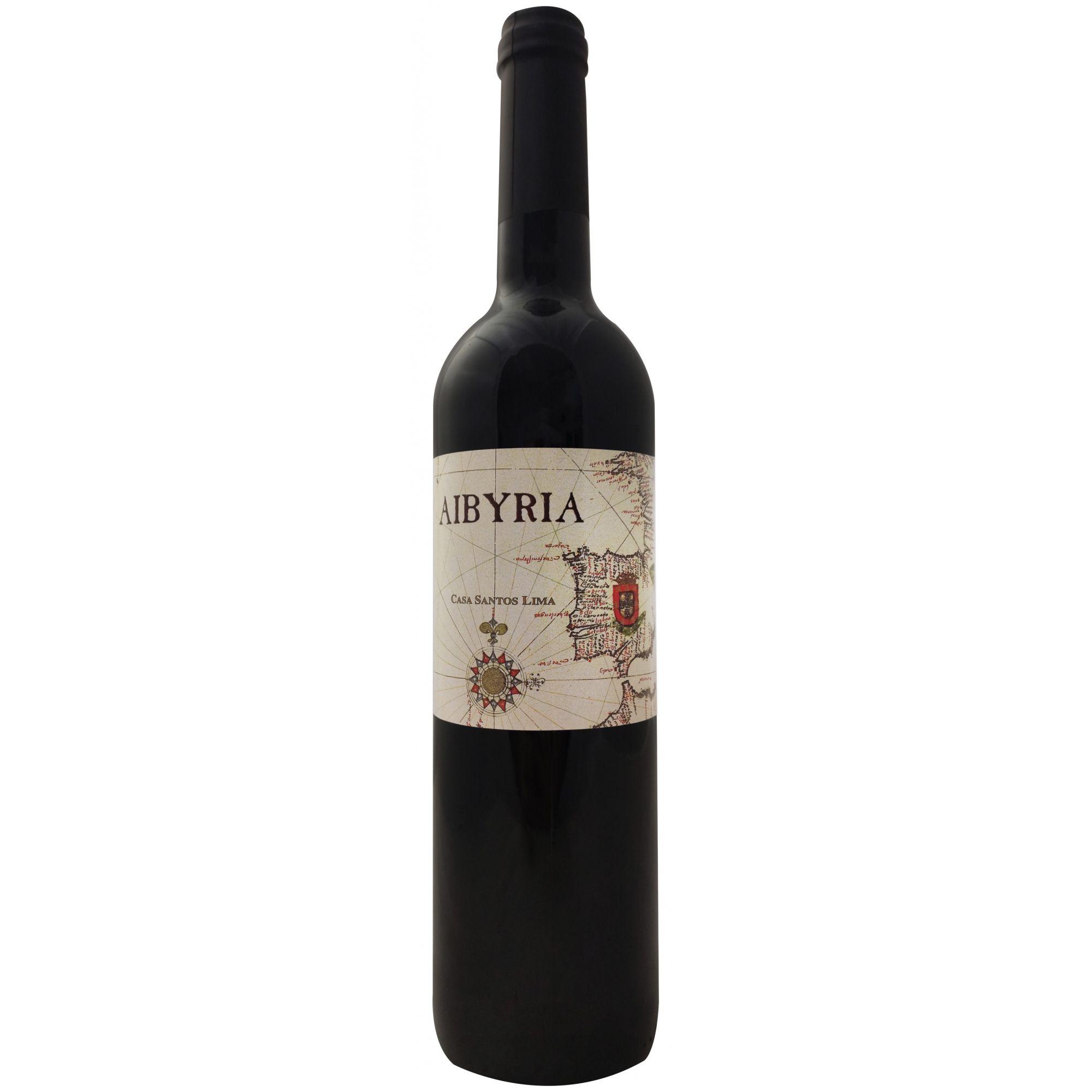 Vinho Tinto Aibyria Regional Lisboa 2016