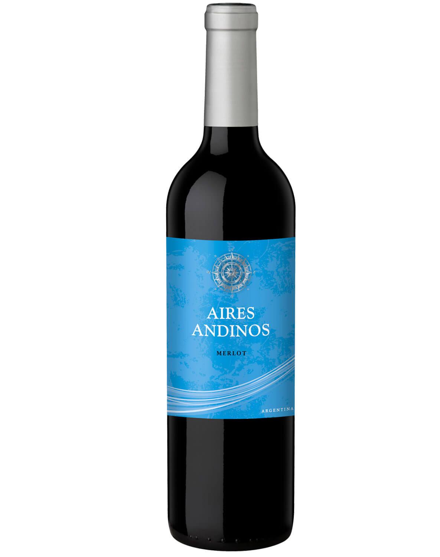 Vinho Tinto Aires Andinos Merlot 2020