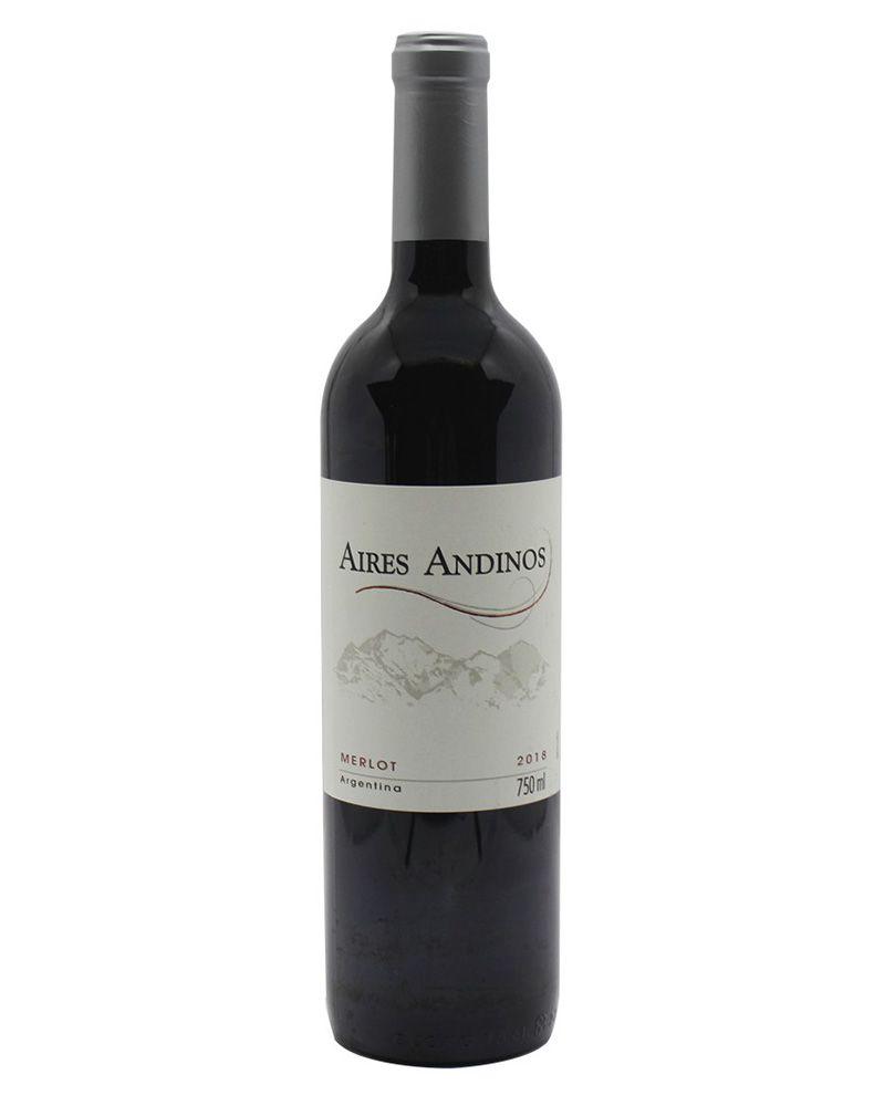 Vinho Tinto Aires Andinos Merlot