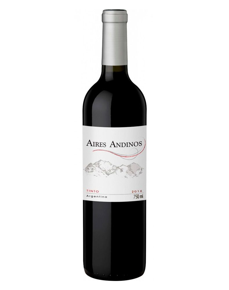 Vinho Tinto Aires Andinos Tinto 2016
