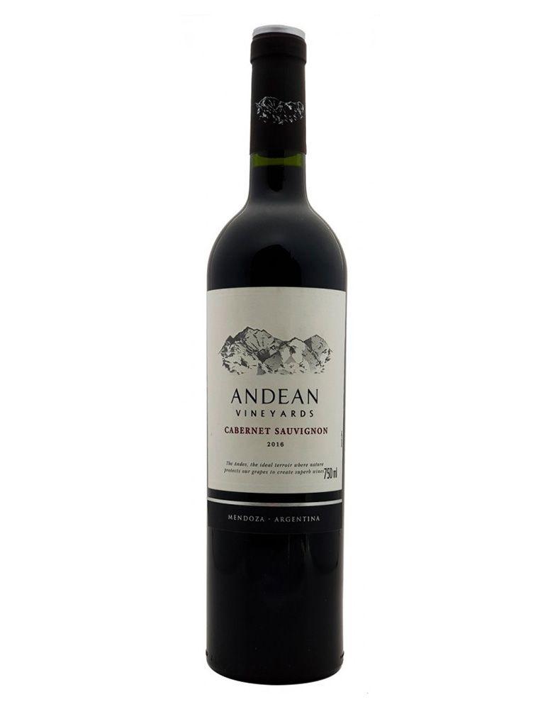 Vinho Tinto Andean Vineyards Cabernet Sauvignon