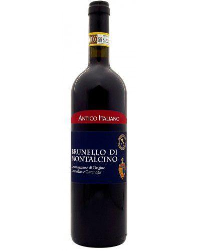 Vinho Tinto Antico Italiano Brunello Di Montalcino D.O.C.G. 2013
