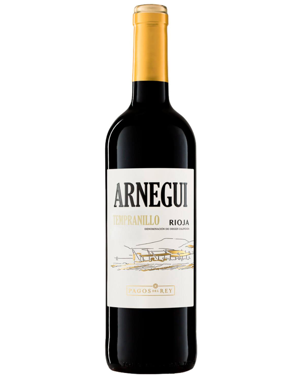 Vinho Tinto Arnegui 2018