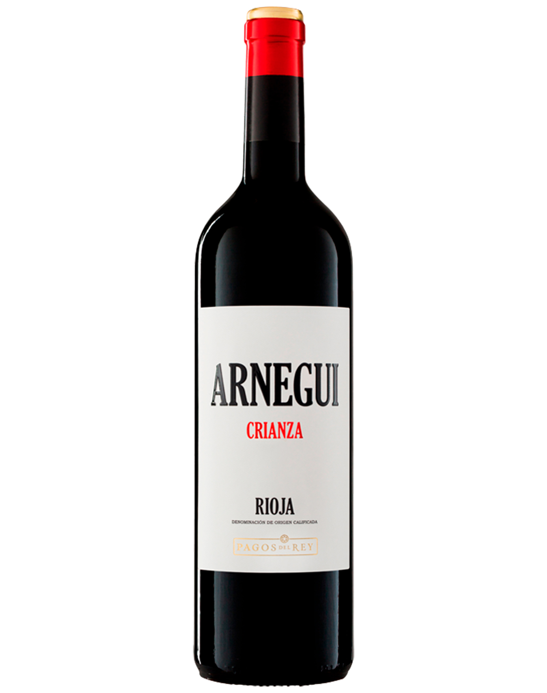 Vinho Tinto Arnegui Crianza 2016