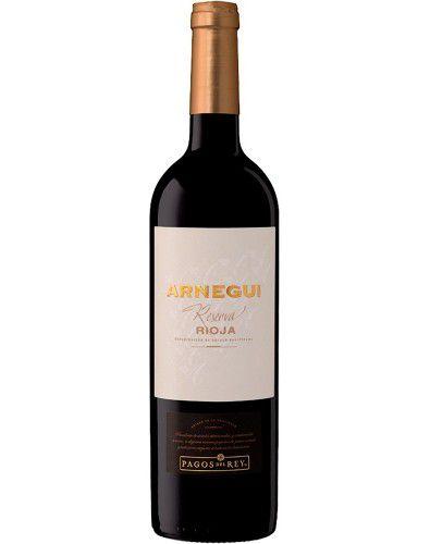 Vinho Tinto Arnegui Reserva D.O.C. Rioja Tempranillo 2013