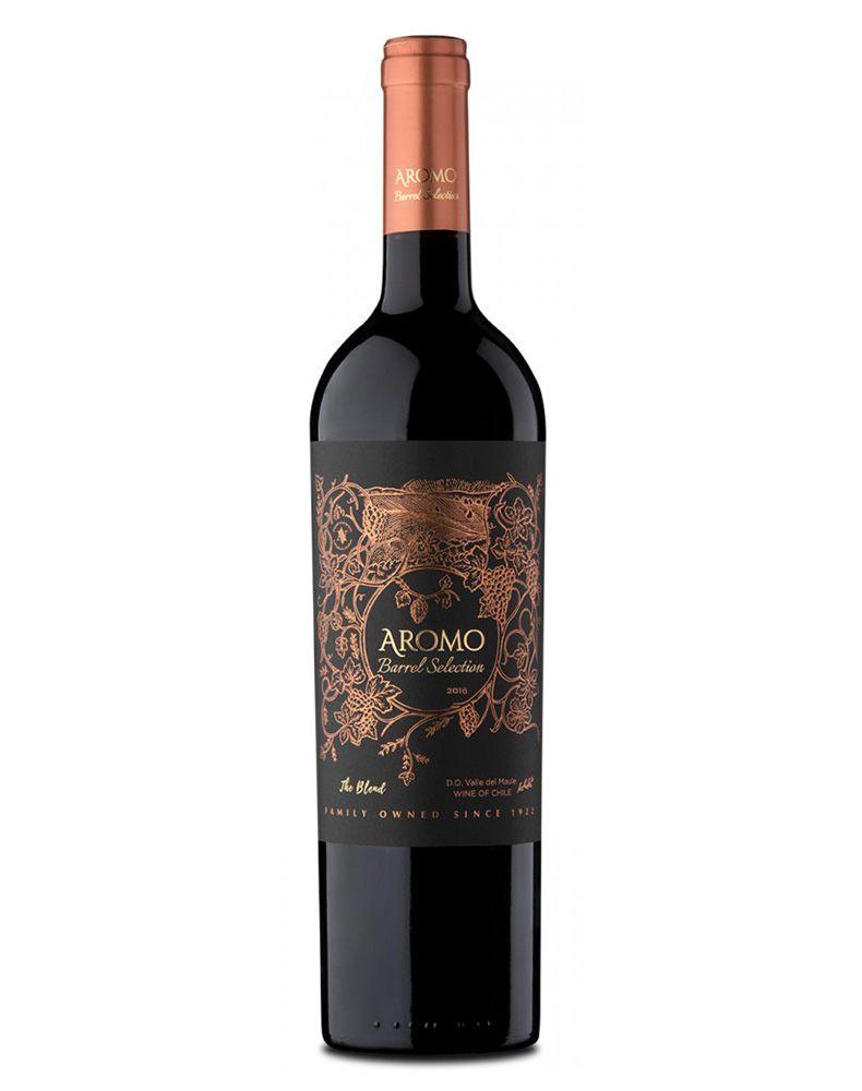 Vinho Tinto Aromo Barrel Selection The Blend D.O. Vale do Maule 2016