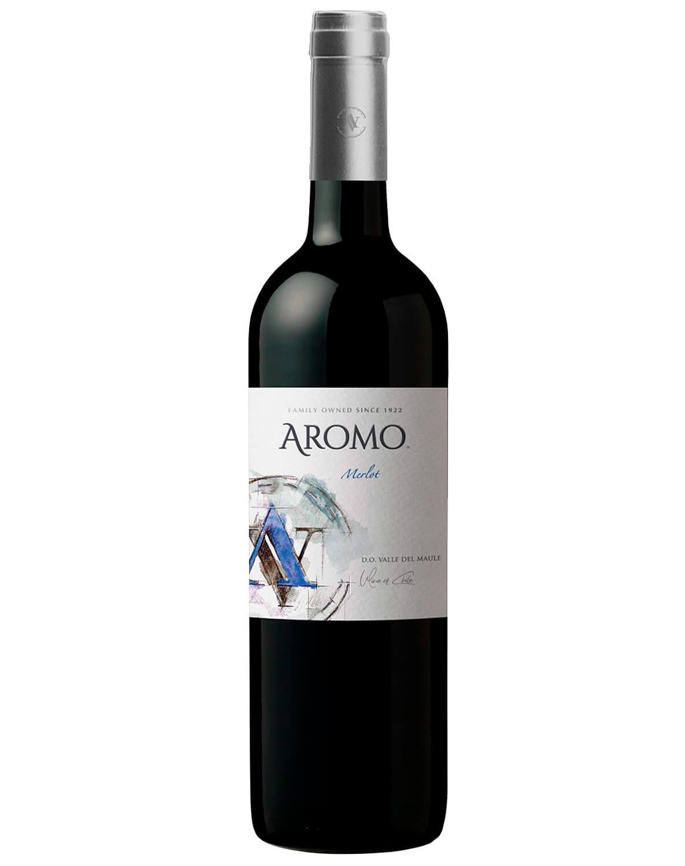 Vinho Tinto Aromo Merlot D.O. Vale do Maule