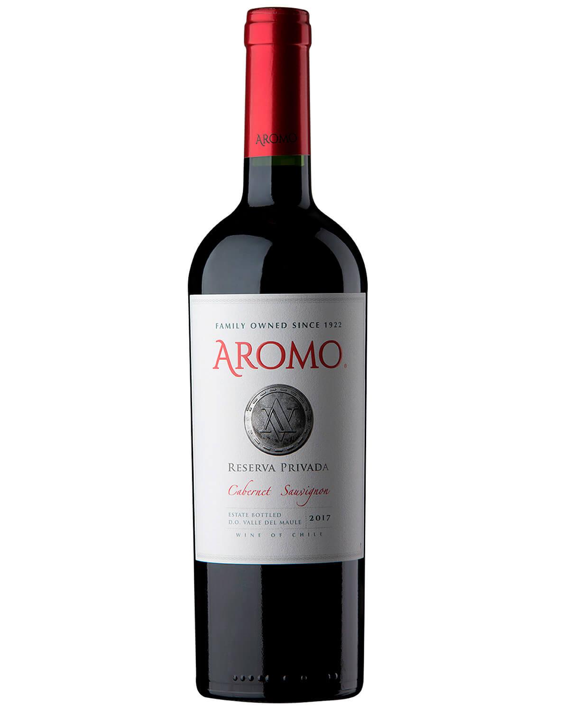 Vinho Tinto Aromo Reserva Privada Cabernet Sauvignon D.O. Vale do Maule 2017