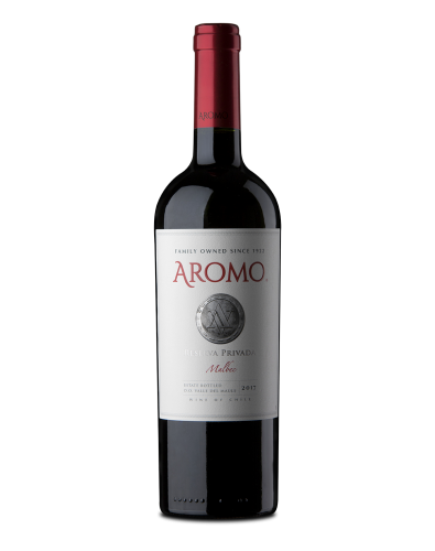 Vinho Tinto Aromo Reserva Privada Malbec 750ml