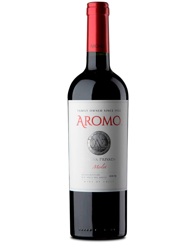 Vinho Tinto Aromo Reserva Privada Merlot 2019