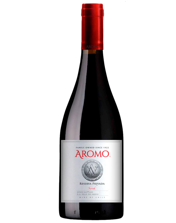Vinho Tinto Aromo Reserva Privada Syrah 2018