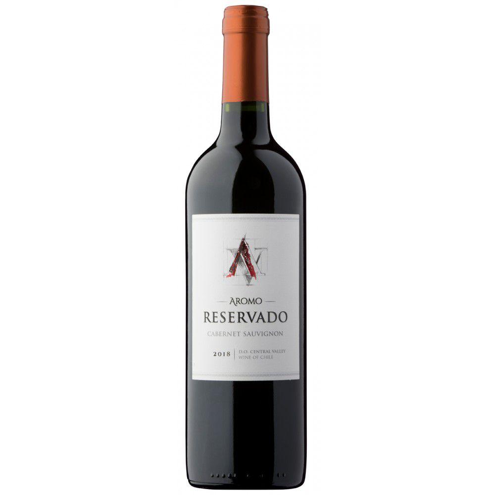 Vinho Tinto Aromo Reservado Cabernet Sauvignon D.O. Vale Central