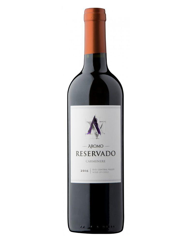 Vinho Tinto Aromo Reservado Carménère D.O. Vale Central