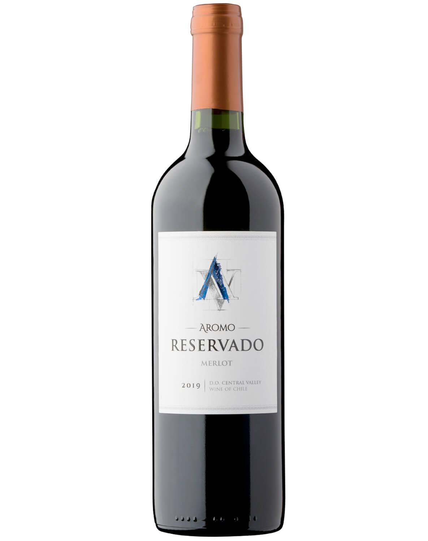 Vinho Tinto Aromo Reservado Merlot D.O. Vale Central