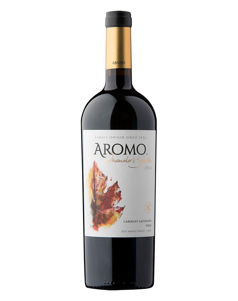 Vinho Tinto Aromo Winemakers Selection Cabernet Sauvignon/ Syrah D.O. Vale do Maule
