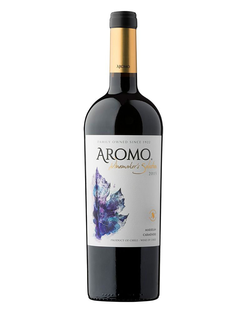 Vinho Tinto Aromo Winemakers Selection Marselán/Carménère