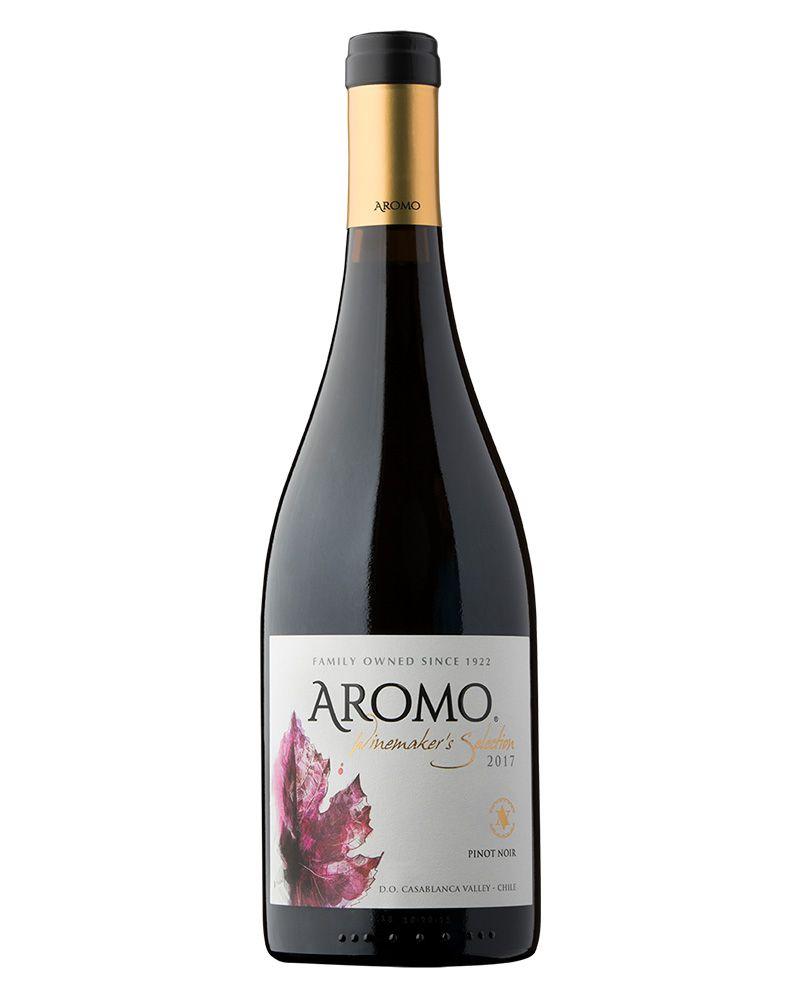 Vinho Tinto Aromo Winemakers Selection Pinot Noir D.O. Vale Casablanca 2017