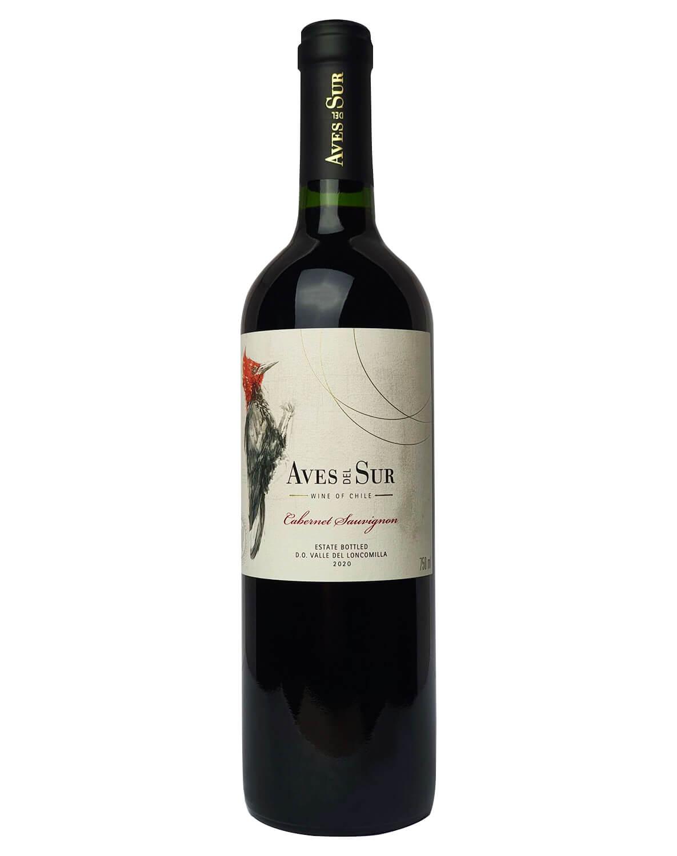 Vinho Tinto Aves Del Sur Cabernet Sauvignon 2020
