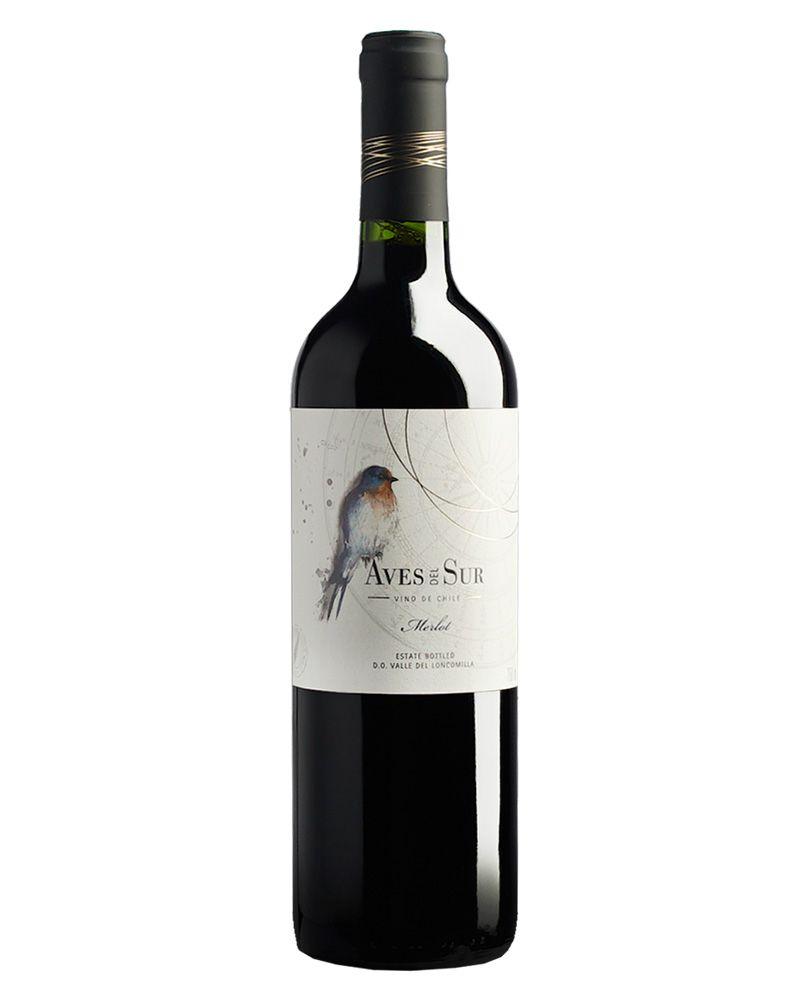 Vinho Tinto Aves Del Sur Merlot D.O. Vale do Loncomilla 2019