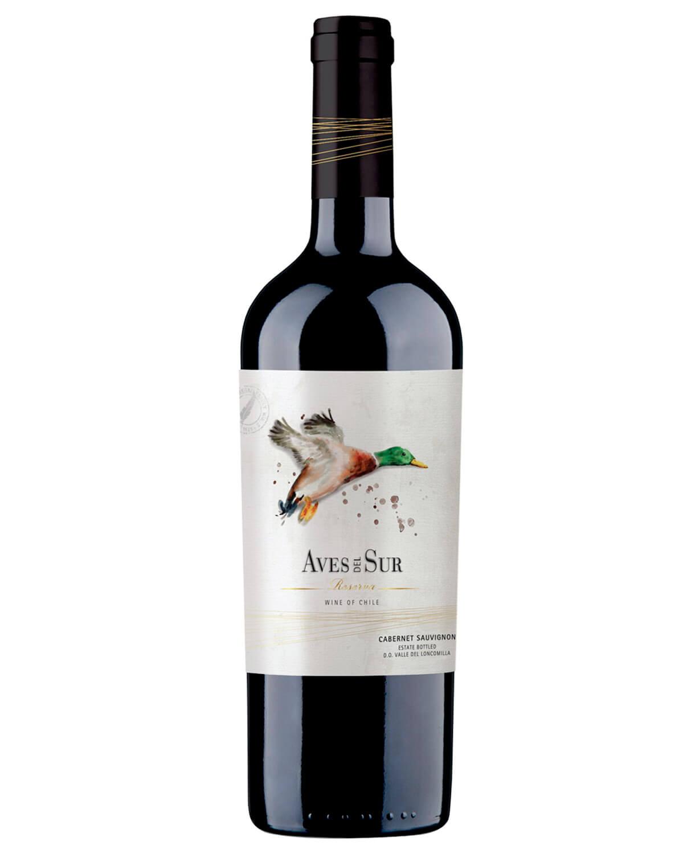 Vinho Tinto Aves Del Sur Reserva Cabernet Sauvignon 2017