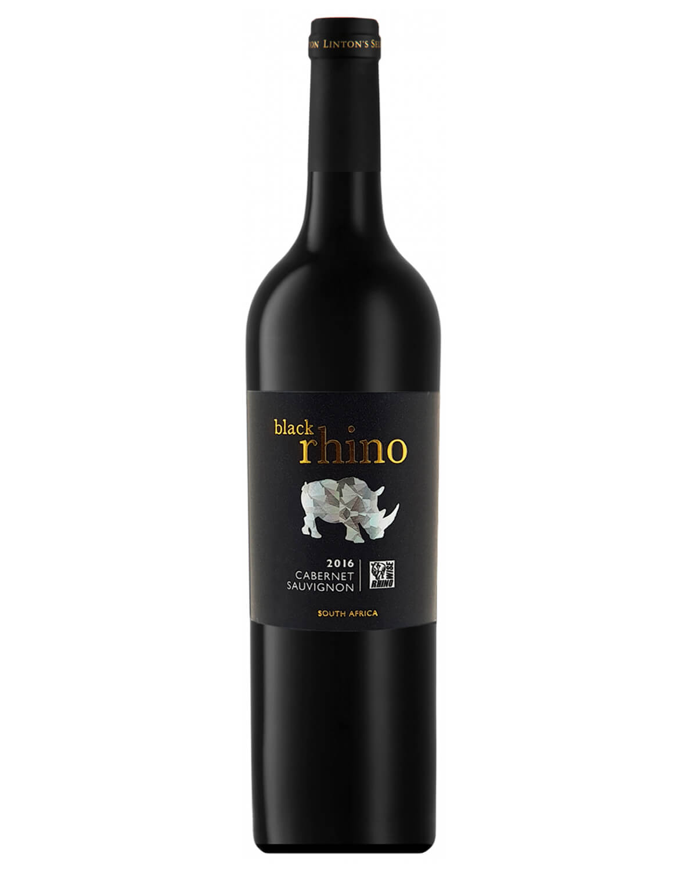 Vinho Tinto Black Rhino Cabernet Sauvignon 2016