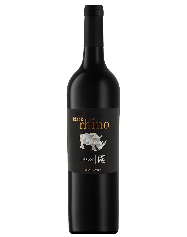 Vinho Tinto Black Rhino Merlot 2016