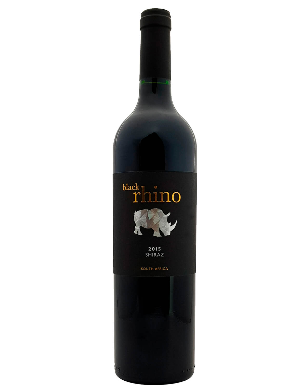 Vinho Tinto Black Rhino Shiraz 2015