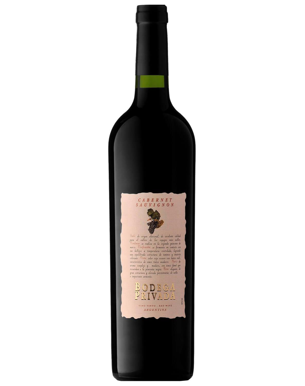 Vinho Tinto Bodega Privada Cabernet Sauvignon 2019