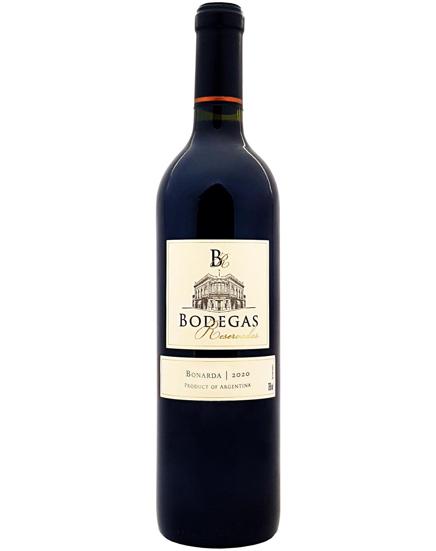 Vinho Tinto Bodegas Reservadas Bonarda 2020