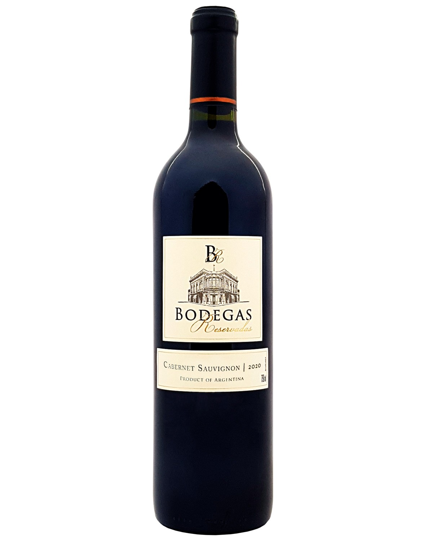 Vinho Tinto Bodegas Reservadas Cabernet Sauvignon 2020