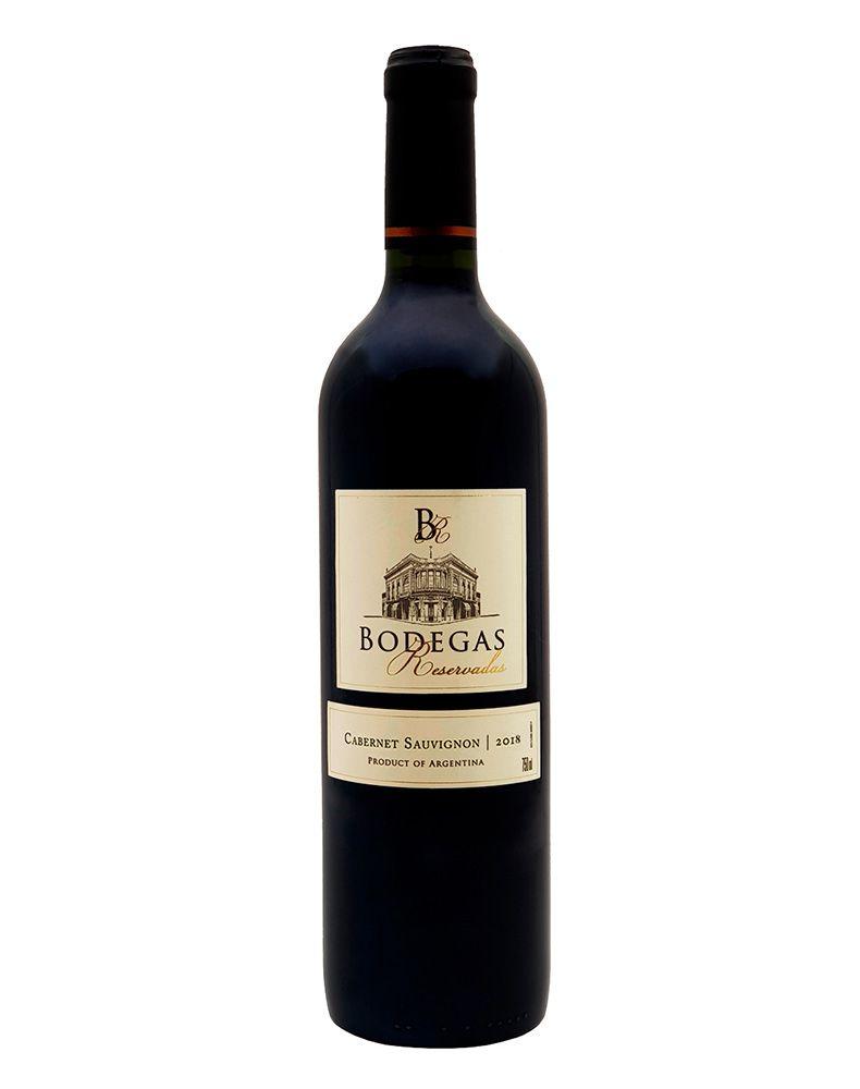 Vinho Tinto Bodegas Reservadas Cabernet Sauvignon