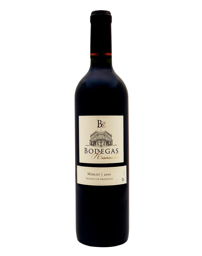 Vinho Tinto Bodegas Reservadas Merlot