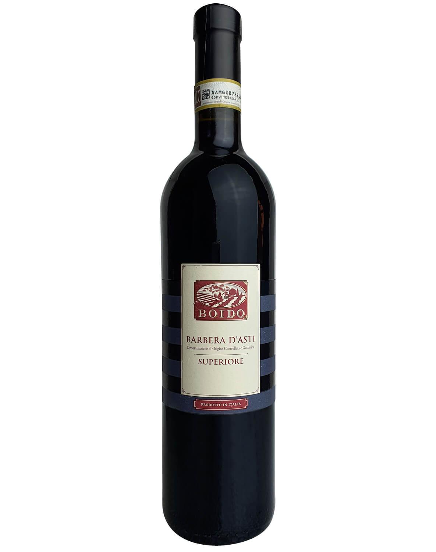 Vinho Tinto Boido D.O.C.G. Barbera D'asti Superiore 2013