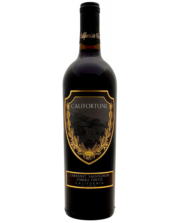 Vinho Tinto Califortune Cabernet Sauvignon 2016