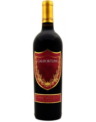 Vinho Tinto Califortune Red Wine Blend