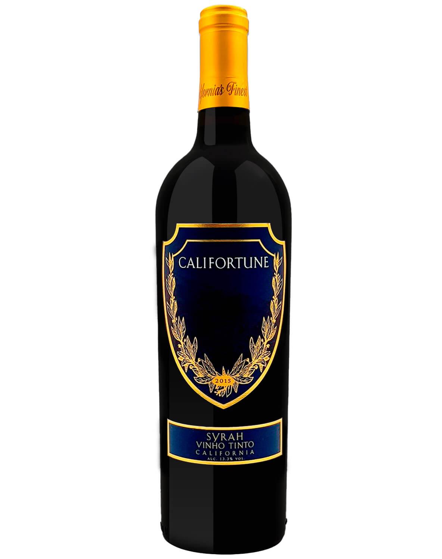 Vinho Tinto Califortune Syrah 2015
