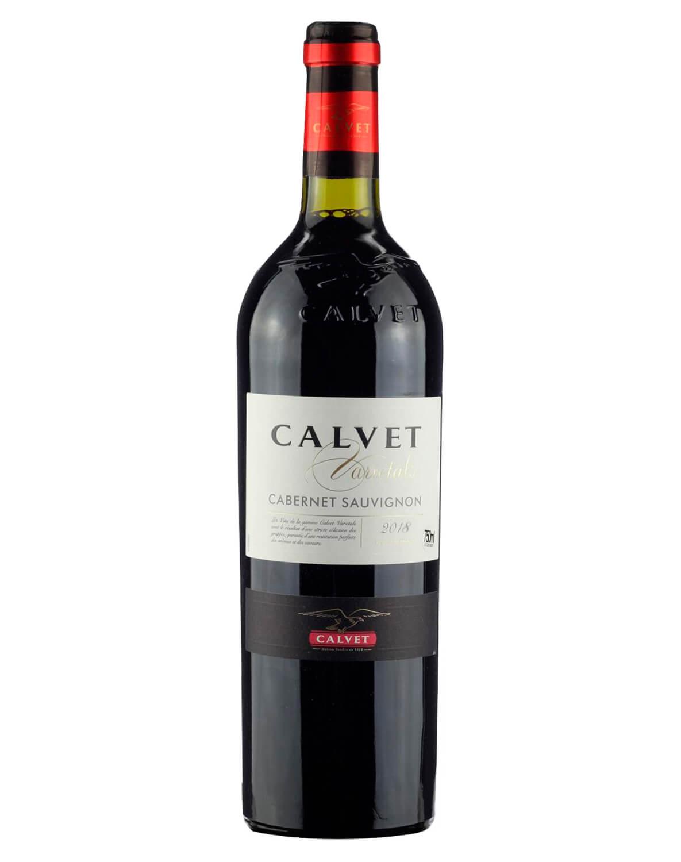 Vinho Tinto Calvet Varietals Cabernet Sauvignon 2018