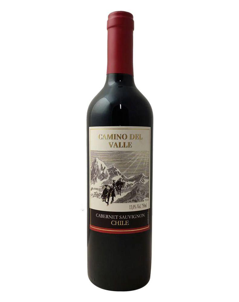 Vinho Tinto Camino Del Valle Cabernet Sauvignon 2019