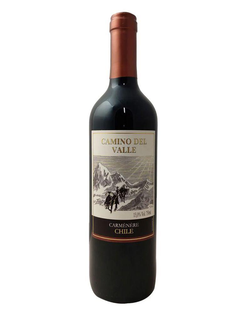 Vinho Tinto Camino Del Valle Carménère