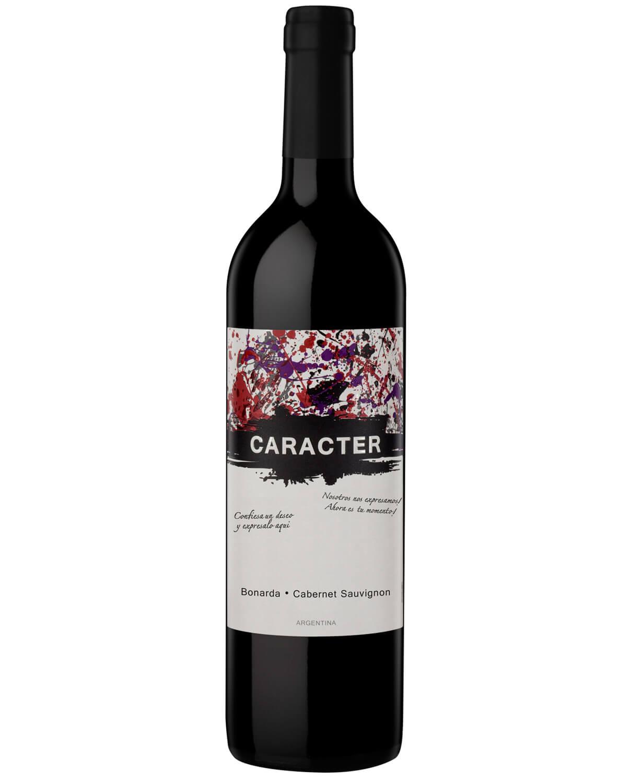 Vinho Tinto Caracter Bonarda Cabernet Sauvignon 2016