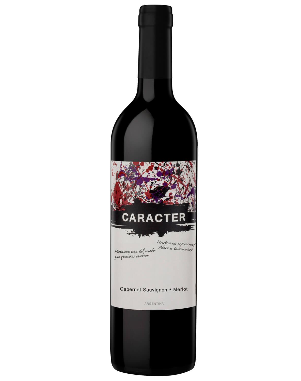 Vinho Tinto Caracter Cabernet Sauvignon Merlot 2016