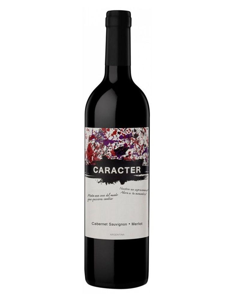 Vinho Tinto Caracter Cabernet Sauvignon Merlot