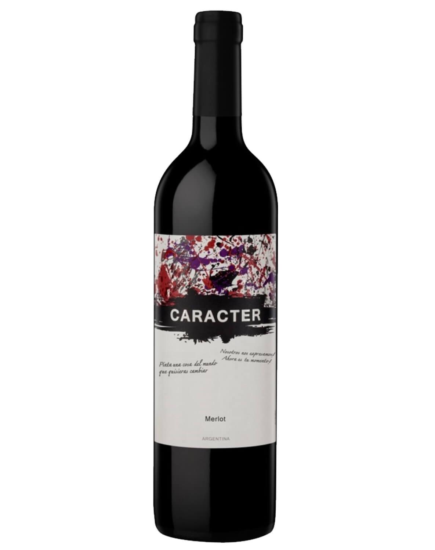 Vinho Tinto Caracter Merlot 2017