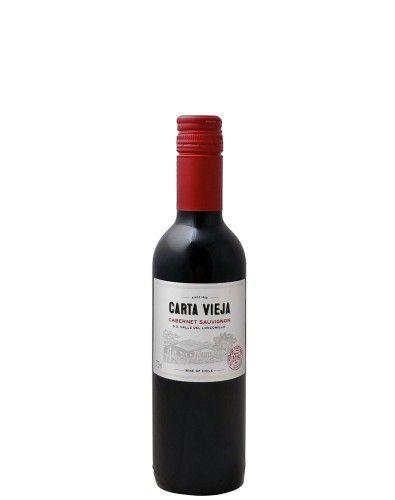 Vinho Tinto Carta Vieja Cabernet Sauvignon 2019