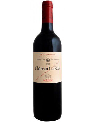 Vinho Tinto Château La Raze A.O.C. Médoc Gran Vin de Bordeaux