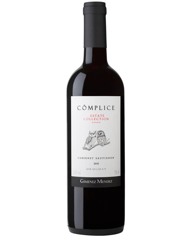 Vinho Tinto Cómplice Estate Collection Cabernet Sauvignon 2016